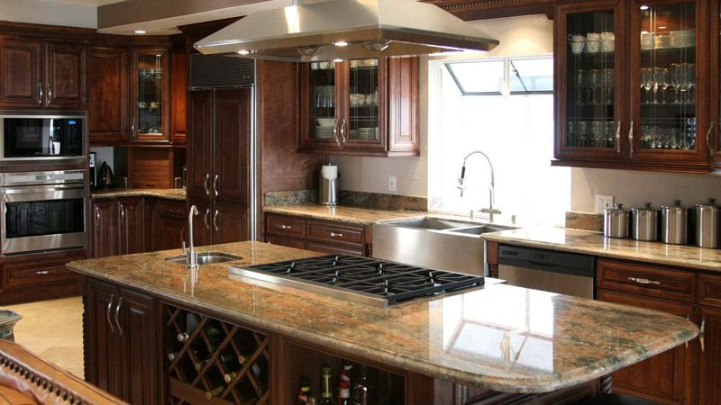 The Art of Kitchen and Bath Remodeling