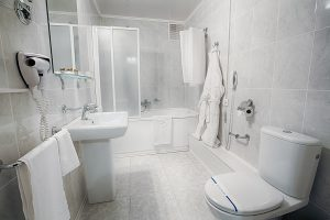 bathroom pipe work, gas, gas service