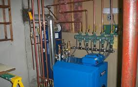 boiler instalation