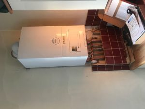 Vaillant EcoFit Pure installation