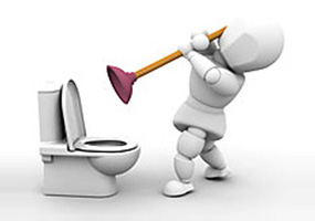 unblock-toilet